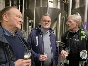 Der VLF besucht Barre Bräu 2020